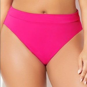 Swimsuits For All NWT Mentor Fuchsia Bottom, 14